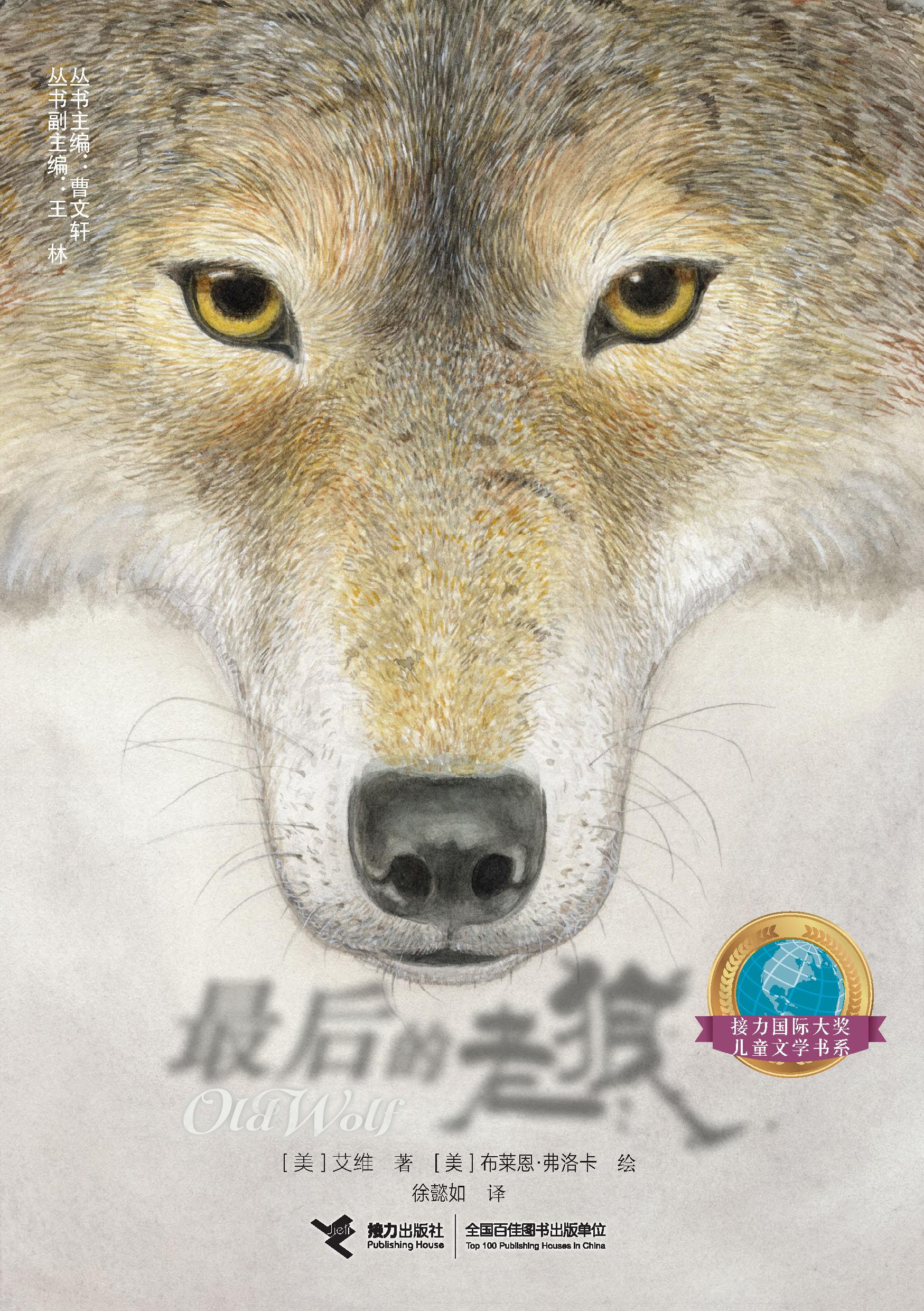 接力国际大奖儿童文学书系:最后的老狼