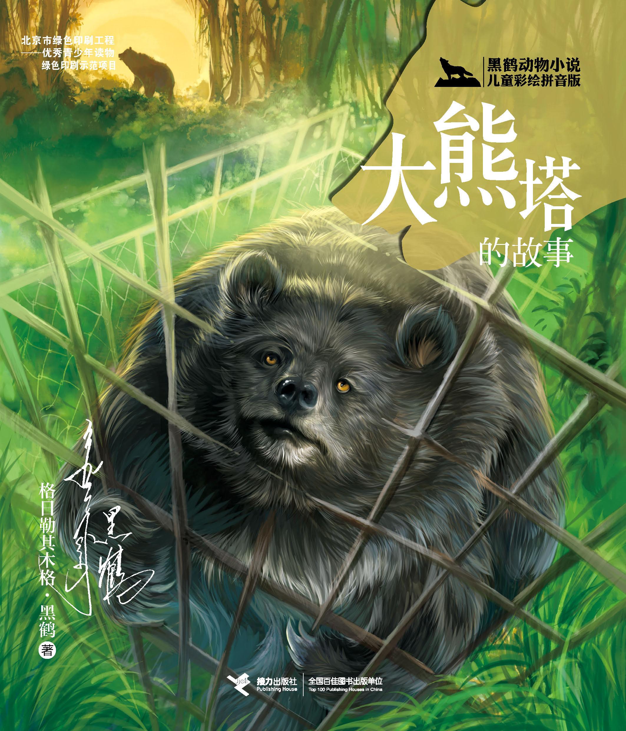 大熊塔的故事